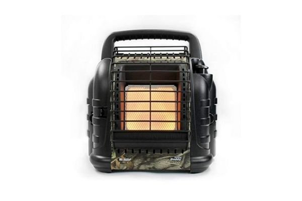 best safe tent heater for camping